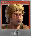 Thorne - Death Merchants Foil 4