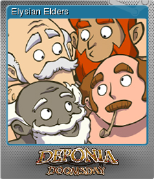 Deponia Doomsday Foil 7