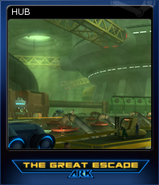 AR-K The Great Escape Card 6