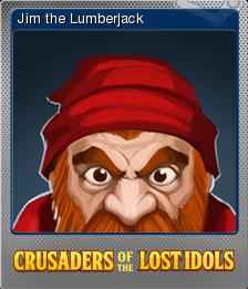Crusaders of the Lost Idols Foil 3