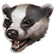 Far Cry Primal Emoticon fcp badger
