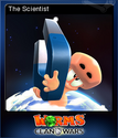 Worms Clan Wars Card 2