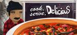 Cook Serve Delicious! Logo