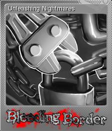 Bleeding Border Foil 5