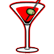 Drunken Robot Pornography Emoticon martini