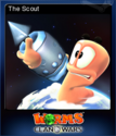 Worms Clan Wars Card 3