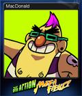 Big Action Mega Fight! Card 4