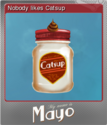 My Name is Mayo Foil 5