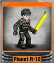 Planet R-12 Foil 1