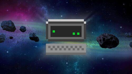 Super Space Meltdown Artwork 1