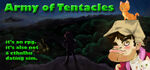 Army of Tentacles (Not) A Cthulhu Dating Sim Logo