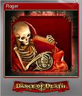 Dance of Death Foil 6