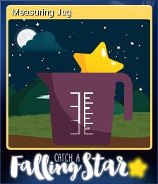 Catch a Falling Star Card 1