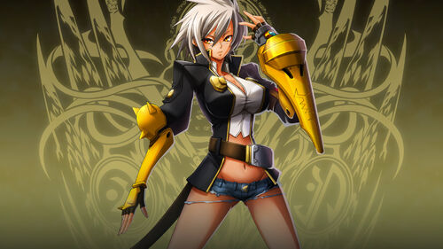 BlazBlue Chronophantasma Extend Artwork 04