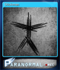 Paranormal Card 1