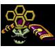 Skulls of the Shogun Badge 2