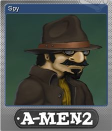 A-Men 2 Foil 4