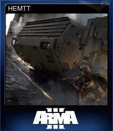 Arma 3 Card 4