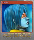 Asteroid Bounty Hunter Foil 5