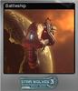Star Wolves 3 Civil War Foil 4