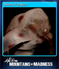At the Mountains of Madness Card 2