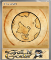 The fall of gods Foil 5
