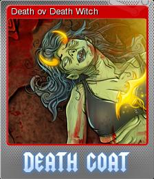 Death Goat Foil 6