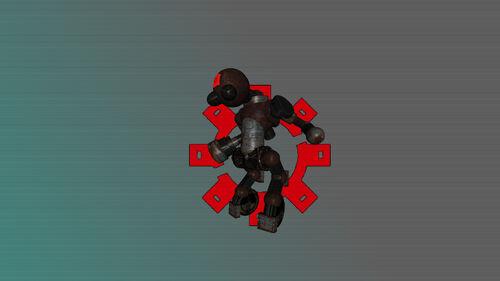CortexGear AngryDroids Artwork 6