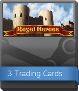 Royal Heroes Booster Pack