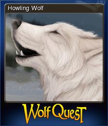 WolfQuest Card 1