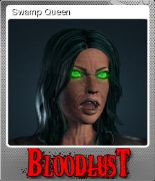 BloodLust Shadowhunter Foil 3