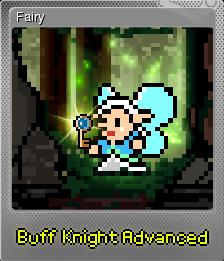 Buff Knight Advanced Foil 4