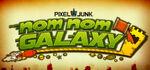 PixelJunk Nom Nom Galaxy Logo