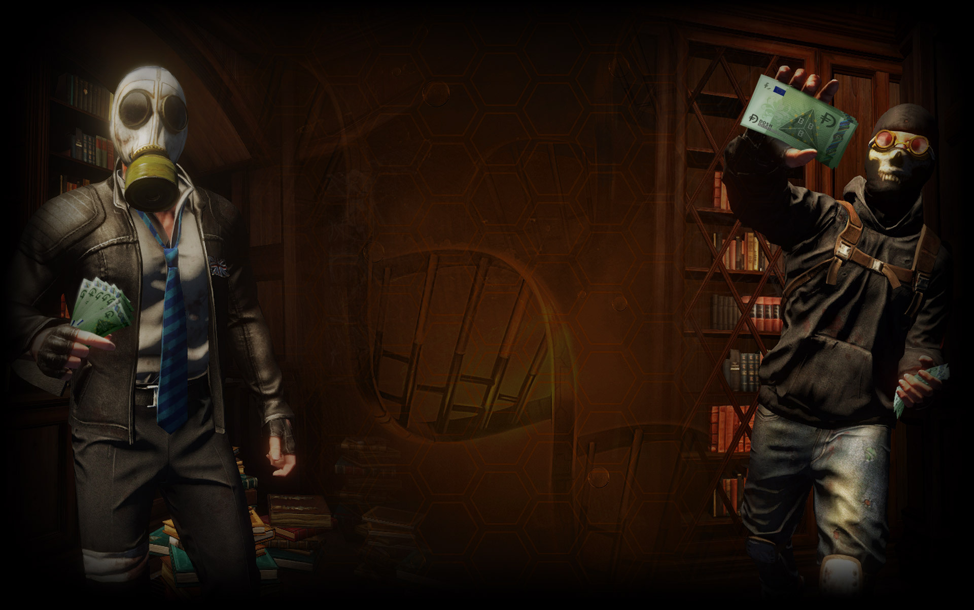 Image   Killing Floor 2 Background Foster And Scully | Steam Trading  Cards Wiki | FANDOM Powered By Wikia