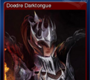 Path of Exile - Doedre Darktongue