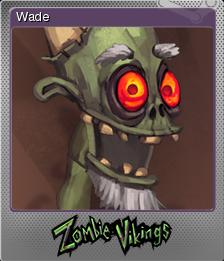 Zombie Vikings Foil 6