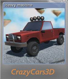 CrazyCars3D Foil 5