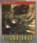 Empire Total War Foil 2