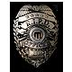 RIPD Badge Foil