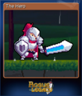 Rogue Legacy Card The Hero