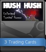 Hush Hush - Unlimited Survival Horror Booster Pack