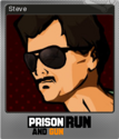 Prison Run and Gun Foil 4