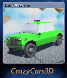 CrazyCars3D Card 3