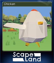 Scapeland Card 3