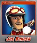 Joe Danger Foil 1