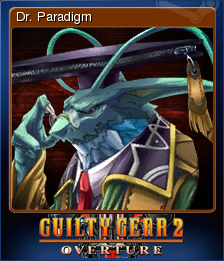 GUILTY GEAR 2 -OVERTURE- Card 7