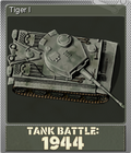 Tank Battle 1944 Foil 5