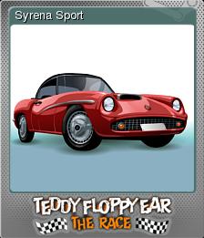 Teddy Floppy Ear - The Race Foil 05