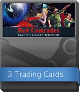 Red Comrades Save the Galaxy Reloaded Booster Pack