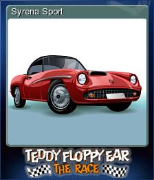 Teddy Floppy Ear - The Race Card 05